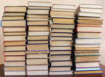 Background from books Stock Photography