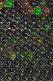Background bottles Stock Photos