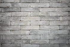 background brick grey wall Στοκ Εικόνες
