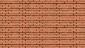 Brick wall. royalty free illustration