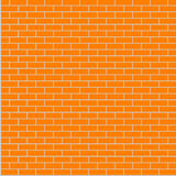 Background of brick. Vector buildings Stock Photo