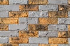 Background, brick wall. Stock Photos