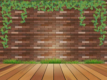 Background brick wall Royalty Free Stock Photo