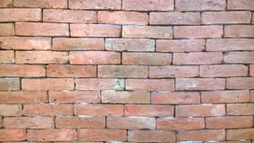 Background of brick wall paper Royalty Free Stock Image