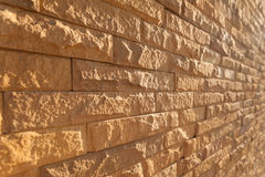 Background of brick wall. Seamless Tileable Texture Stock Images