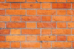 Background of brick wall texture.  Stock Photo