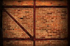 Background brick wall texture. Background Stock Images
