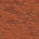 Background of Brick Wall Texture. Royalty Free Stock Photo