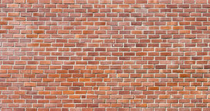 Background of brick wall Royalty Free Stock Photos