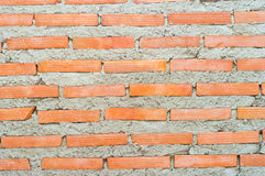Background of brick. Wall texture Royalty Free Stock Photo