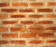 Background of brick. Wall texture Royalty Free Stock Image