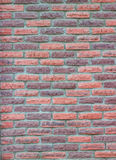 Background of brick wall. Texture Royalty Free Stock Photos