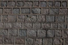 Background of brick wall texture. Gray wall of brick wall background Stock Image