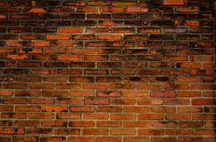 Background of brick wall texture old Royalty Free Stock Image