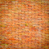 Background of brick wall texture Stock Images