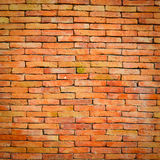 Background of brick wall texture Stock Photography