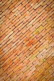 Background of brick wall texture Royalty Free Stock Image
