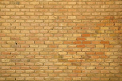 Background of brick wall texture Royalty Free Stock Photography
