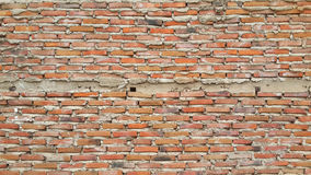 Background of brick wall texture Royalty Free Stock Photo