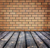 background with brick wall Royalty Free Stock Images