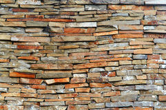 Background of bricks, stones Stock Image
