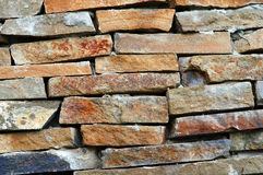 Background of bricks, stones Royalty Free Stock Image
