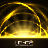 Background with bright flares. Royalty Free Stock Photo