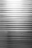 Background of bright metal Stock Image