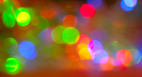 Background of bright multicolored glare Royalty Free Stock Photos