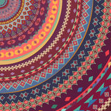 Background of bright ornamental pattern. Stock Photography