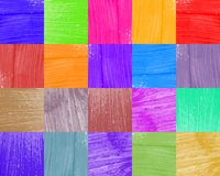 Background from bright paint smear Royalty Free Stock Images