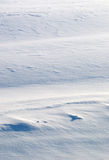 Background from the bright shined snow Royalty Free Stock Photos