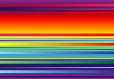 Background with bright stripes. Vector illustration Stock Photo