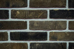 Background of brown brick wall texture Royalty Free Stock Image