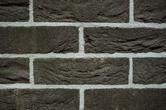 Background of brown brick wall texture Stock Image