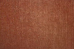 Background from a brown fabric Royalty Free Stock Image
