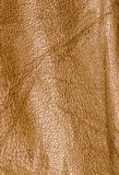 Background of brown leather. Photo of abstract background Royalty Free Stock Photo