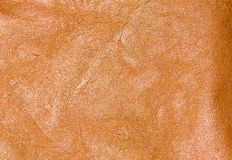 Background of brown leather Stock Photos