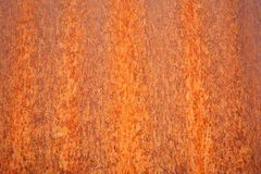 Background Brown Rusted Metal. Abstract background of rusted sheet metal Stock Photography