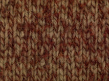 Background brown sweater Stock Photography
