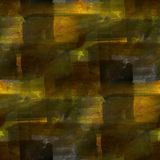 Background brown watercolor seamless abstract pa Stock Image