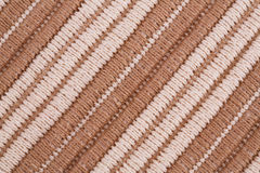 Background. Brown and white knitted cloth as a background Royalty Free Stock Photography