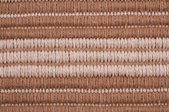 Background. Brown and white knitted cloth as a background Royalty Free Stock Photo