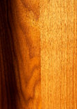 The background  of brown wooden furniture Royalty Free Stock Photos