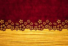 Background in brown and yellow Stock Photos