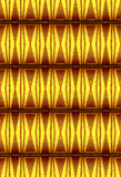 Background in brown-yellow colors, seamless texture. Diamonds, squares lines Stock Images