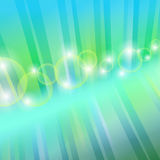 Background bubble. Background with bubble and light Stock Photo