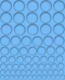 Background from bubbles Royalty Free Stock Photography