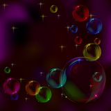 Background, bubbles Stock Images