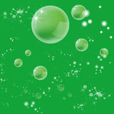 Background Bubbles Royalty Free Stock Photo